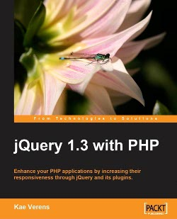 jQuery 1.3 with PHP book